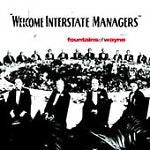 Welcome Interstate Managers by Fountains of Wayne (CD, Jun-2003, S-Curve (USA))