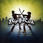 Between Raising Hell and Amazing Grace by Big & Rich (CD, Jun-2007, Warner...