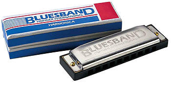 1501-BX Hohner Blues Band Harmonica