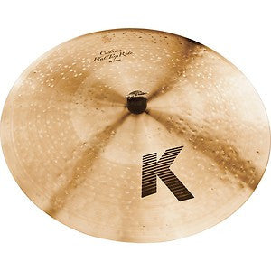 "K0882 Zildjian K Custom Flat Top Ride - 20"" Cymbal"