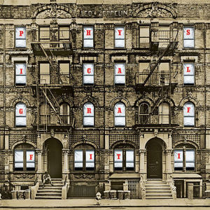 Led Zeppelin Physical Graffiti (180 Gram Vinyl, Remastered, 2PC)