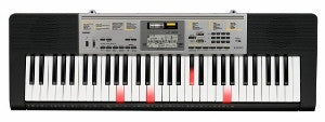 Casio LK-260 - Key-Lighting Keyboard with EFX Sound Sampler