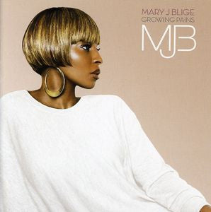 Growing Pains by Mary J. Blige (CD, Dec-2007, Geffen)