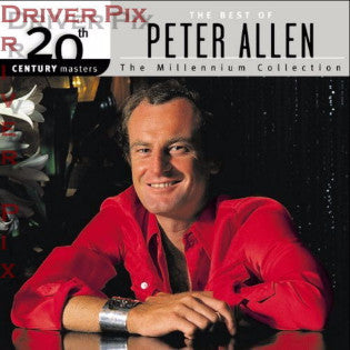 20th Century Masters - The Millennium Collection: The Best of Peter Allen by...