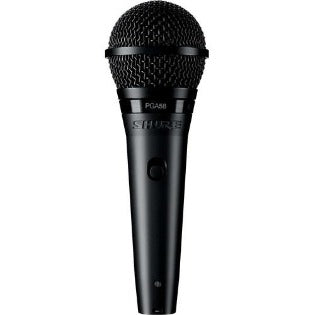 Shure PGA58-QTR Cardioid Dynamic Vocal Microphone