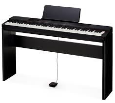 Casio Privia PX-160 Digital Piano with Piano Stand