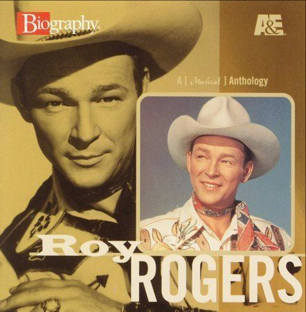 A & E Biography by Roy Rogers