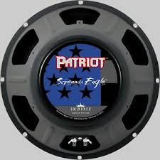 "Screamin' Eagle Eminence Patriot 12"" Guitar Speaker"
