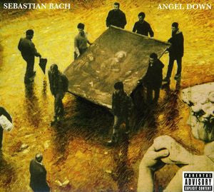 Angel Down [PA] by Sebastian Bach (CD, Nov-2007, Merovingian)