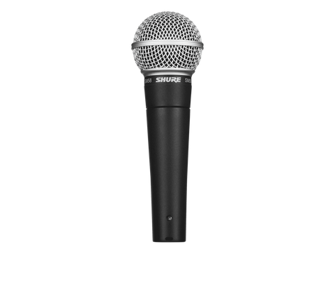 Shure SM58® Dynamic Vocal Microphone