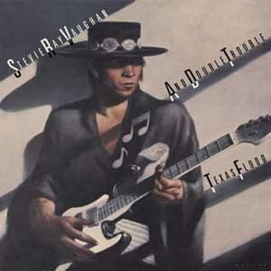Stevie Ray Vaughan Texas Flood Vinyl LP