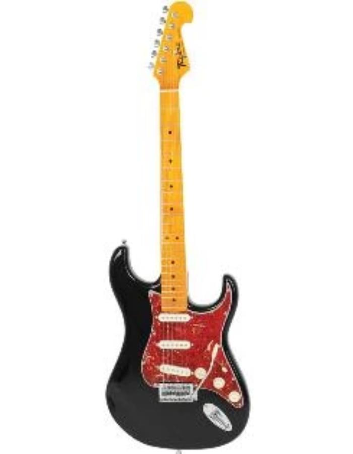 Tagima TG-530 Woodstock Series Strat Style Electric in Black