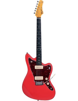 Tagima TW-61 Electric Guitar in Fiesta Red