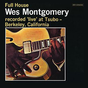 Wes Montgomery-Full House Vinyl LP