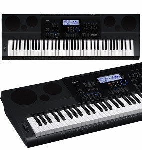 Casio WK6600 Workstation Keyboard with Sequencer and Mixer