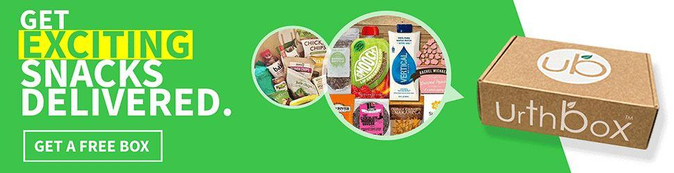 Vegan Snack Subscription - 3 Reasons Why this Healthy Gift Idea is Awesome | CoupleGifts.com