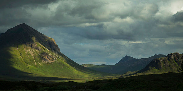 romantic vacations for coupples - isle of skye