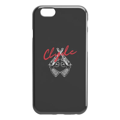 Clyde iPhone Case Black - Phone Cases 2 - iPhone 6 6S