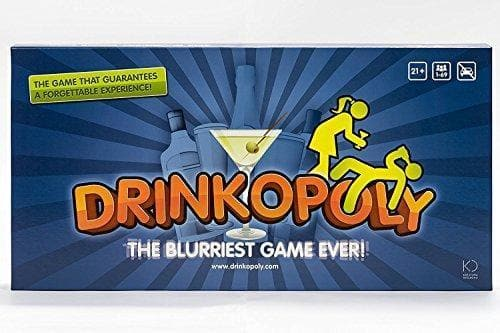 Drinkopoly - Couples Drinking Game - CoupleGifts.com
