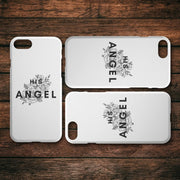 His Angel iPhone Case - CoupleGifts.com