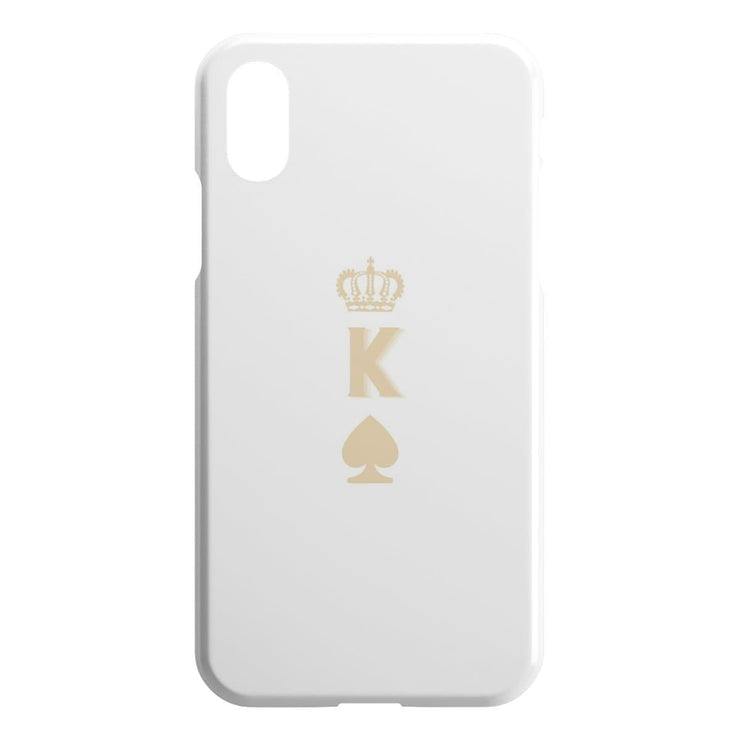 King iPhone Case Sand - CoupleGifts.com