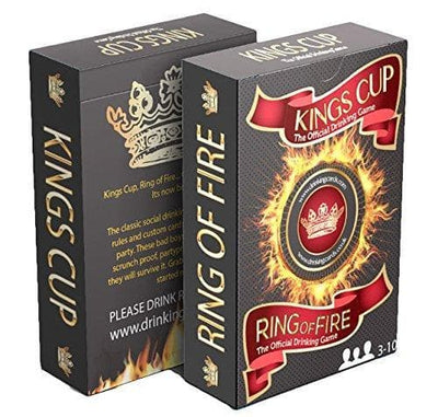 Kings Cup - Waterproof Drinking Game - Games -