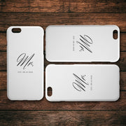 Mr. iPhone Case - CoupleGifts.com