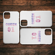 Queen 01 iPhone Case - CoupleGifts.com