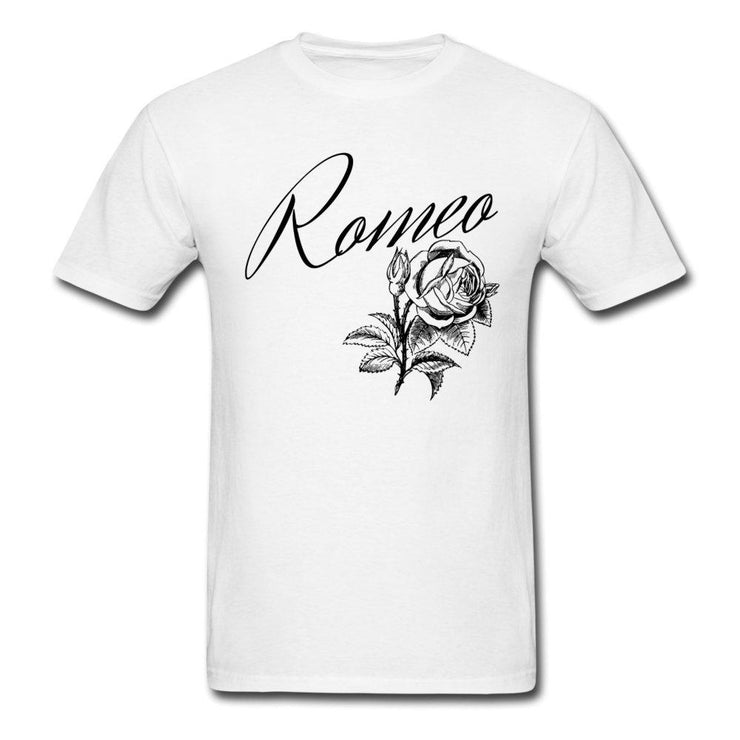 Romeo And Juliet Couple T-Shirts - CoupleGifts.com