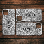 Clyde Roses iPhone Case