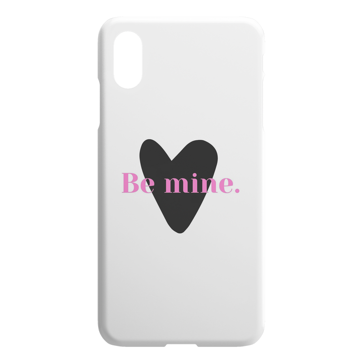 Be Mine IPhone Case