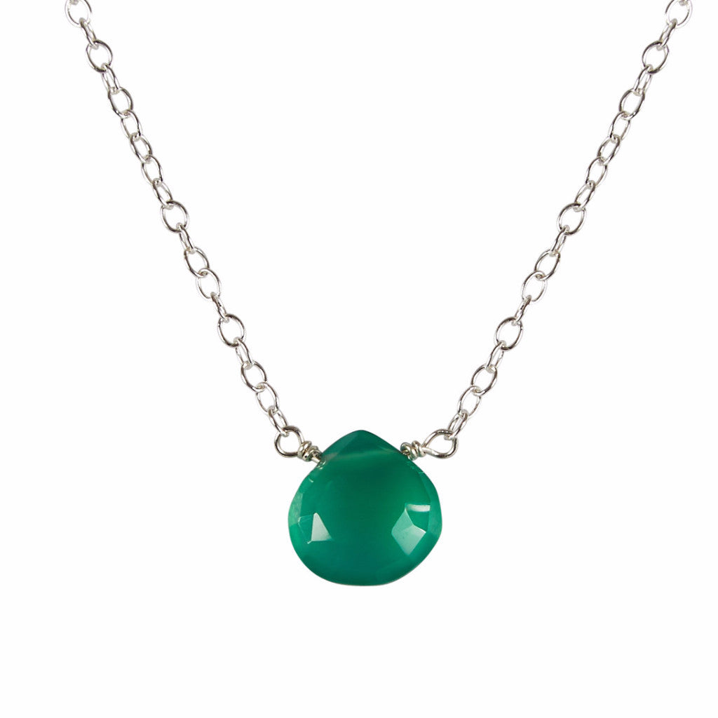 May | Emerald Green Onyx