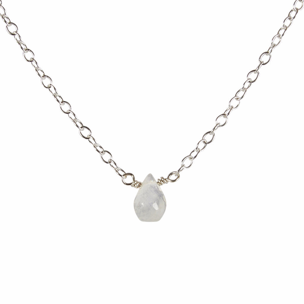 Moonstone Necklace | Fertility & Passion