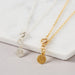 November | Citrine Necklace
