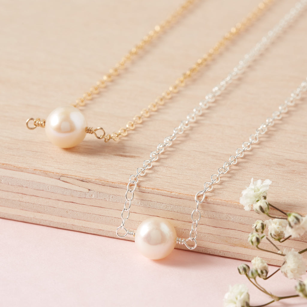 30th Wedding Anniversary | Pearl Necklace