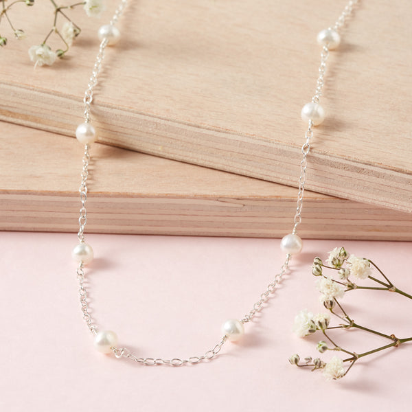 Pearl Necklace | Balance & Joy
