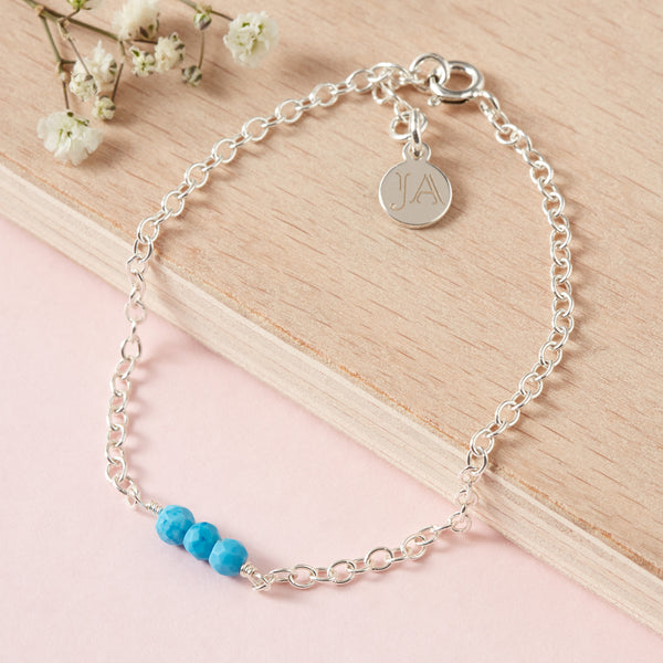 Turquoise Bracelet | Protection & Intuition