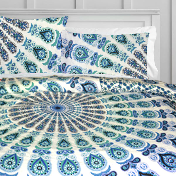 Andaman Mandala Duvet Doona Cover Set - KraftDirect