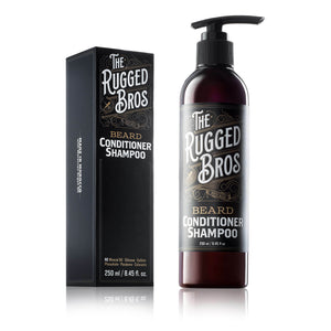 Beard Care Kit (3 piece)