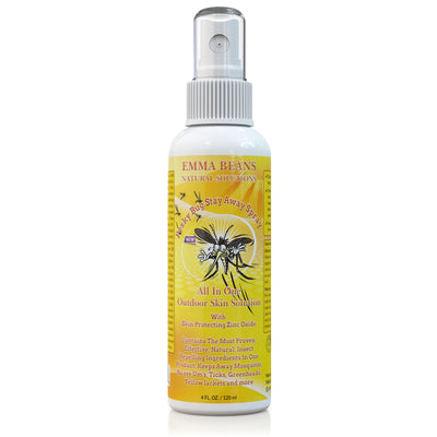 A Pesky Bug Stay Away - All In One Outdoor Skin Solution - Sun ,Insect, Dry Skin Protection
