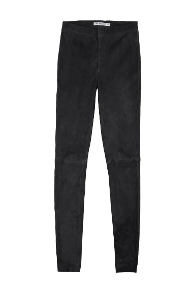 Women's Suede Pants