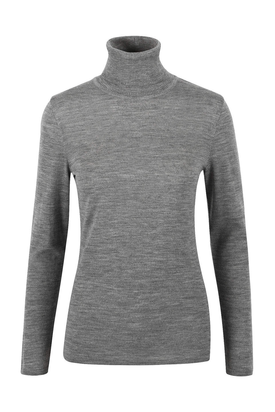 Women's Merino Polo (Turtle neck)