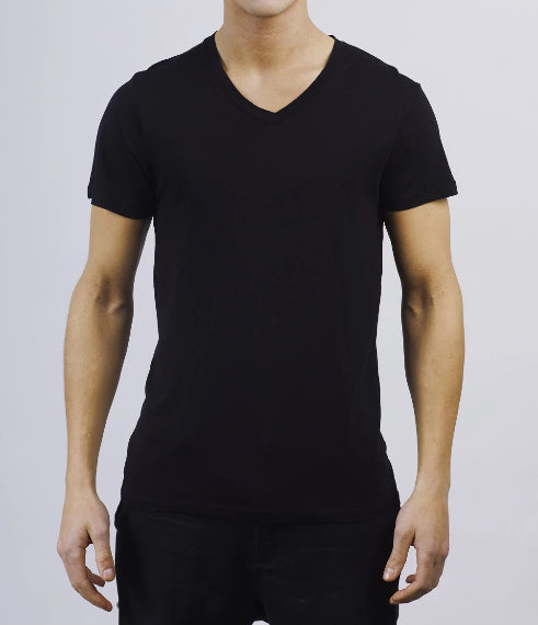 V-Neck T-Shirt (Men's style)