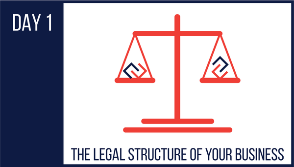 10:15 - 11:15 The Legal Structure of Your Business