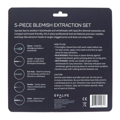 NEW! 5 Piece Blemish Extraction Set