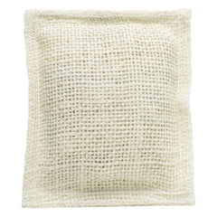 Loofah Mitt Bag With Soap - Mint