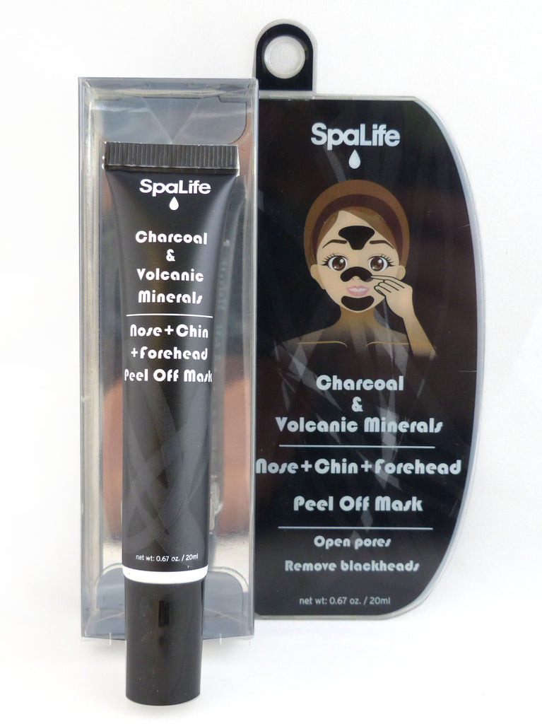Charcoal & Volcanic Minerals T Zone Peel Off Mask