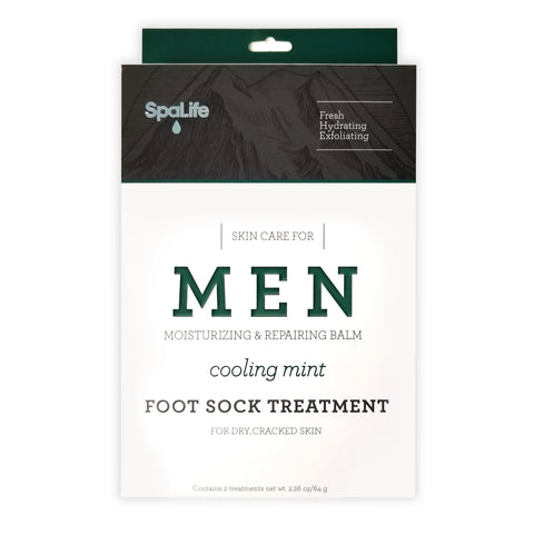 Men's Cooling Mint Foot Sock Treatment