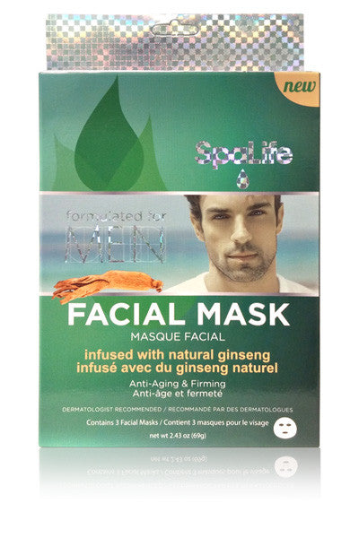 Men's Hydrating Facial Mask