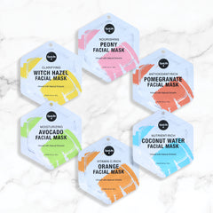 Pampering Naturals Sheet Mask Bundle